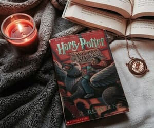 book, harry potter, and candle image