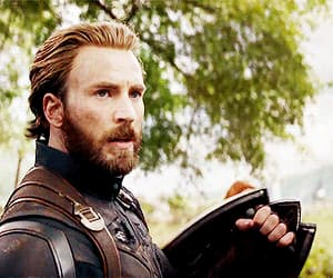 gif, Avengers, and captain america image