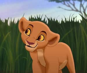 icon, two, and lion king image