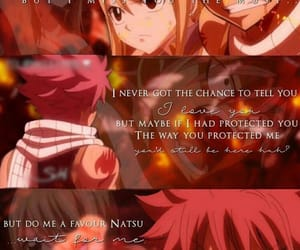 Lucy, natsu, and love image
