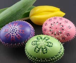 easter, eggs, and Poland image