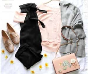spring outfits and dressy pants image