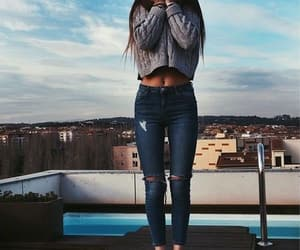 beauty, casual, and city image