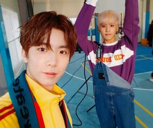 k-pop, jaeyoon, and youngbin image