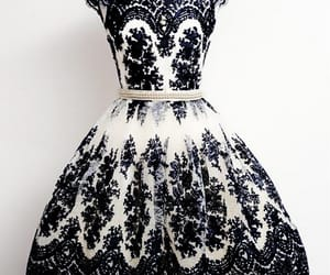 cute dress, fashion, and short dress image