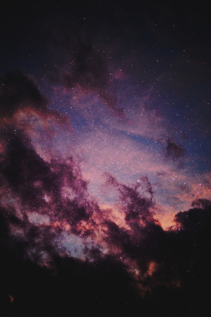 aesthetic, astrology, and clouds image