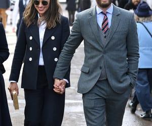 Jamie Dornan and amelia warner image