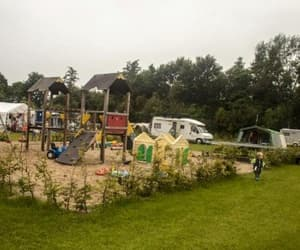 camping, speeltuin, and plezier image