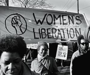 feminism, women, and women's rights image