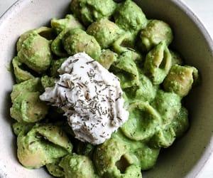 basil, broccoli, and cheese image