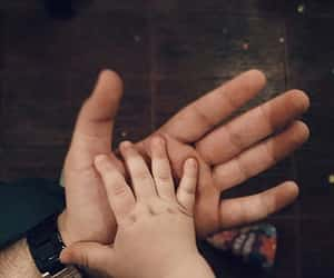 baby, beautiful, and hands image