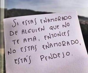 pendejo and amor no correpondido image