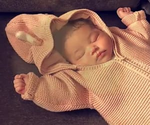 kylie jenner, stormi, and cute image