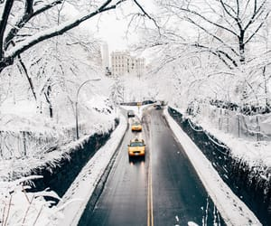 cabs, Central Park, and city image