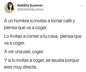 coger, hombres, and realidades image