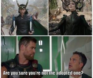 Avengers, Marvel, and loki image