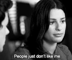 glee, sad, and people image