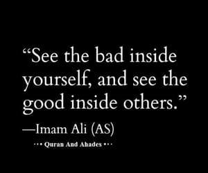 quotes, islam, and imam ali image