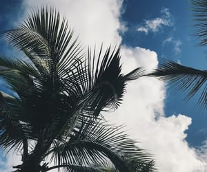 blue, sky, and vacation image