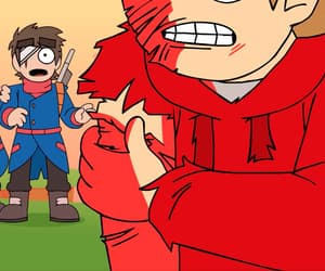 eddsworld and tord image