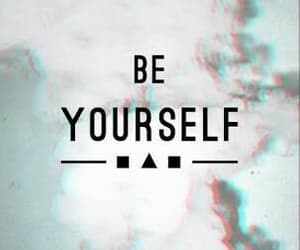 article, creative writing, and be yourself image