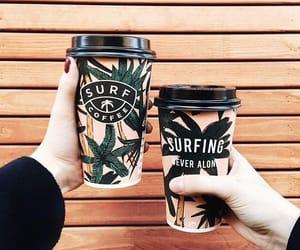 coffee, drinks, and love image