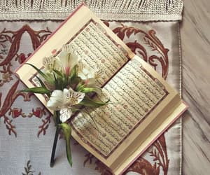 flowers and islam image