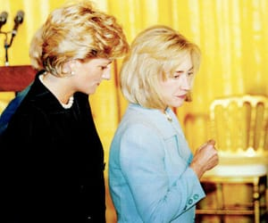 classy, iconic, and lady di image