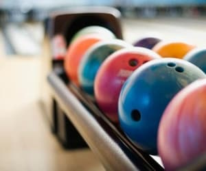 aesthetic, balls, and colorful image