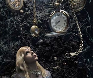 alice, photography, and time image