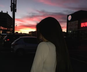 sunset and tumblr image