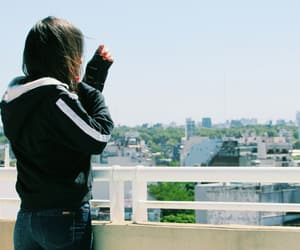 argentina, city, and girl image
