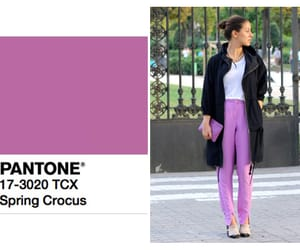 spring fashion, pantone spring 2018, and spring colors image