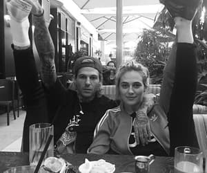 jesse rutherford, the neighbourhood, and couple image