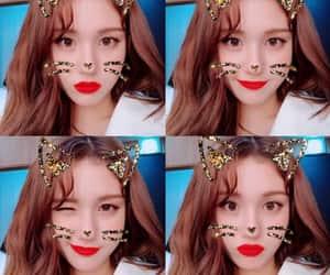 girl, JYP, and girls next door image