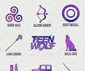 teen wolf, derek hale, and scott mccall image