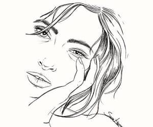 art, arte, and boceto image
