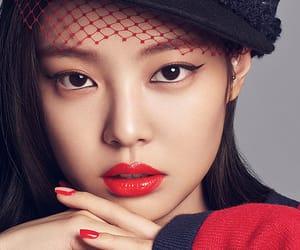 kpop, makeup, and wallpaper image