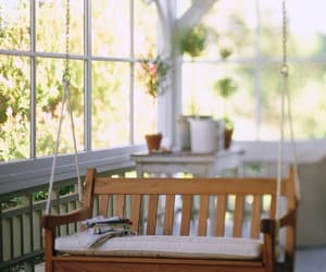 country living, home decor, and porch image