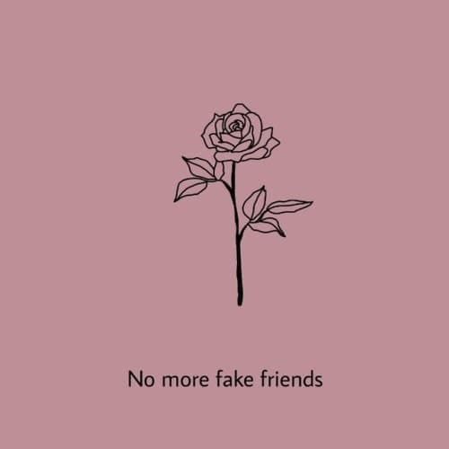 article, fake, and toxic friends image