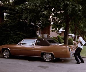 90s, brown, and cadillac image