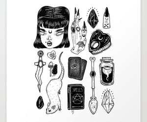girls, witch, and Witches image