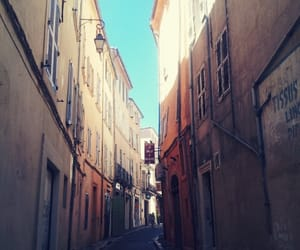 alley, france, and provence image