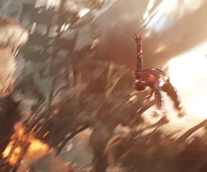 Avengers, gif, and Marvel image