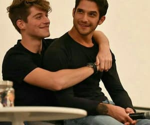 teen wolf, tyler posey, and boys image