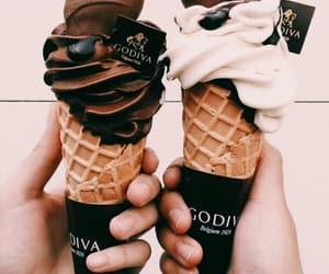 ice cream, yum, and trop bon image