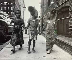 friendship, girls, and street image