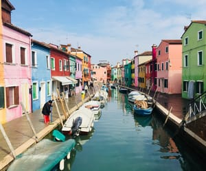 canal, color, and photo image