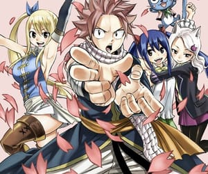 happy, fairy tail, and anime image