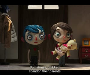 animation, parents, and quote image